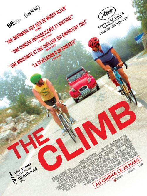 The climb film affiche