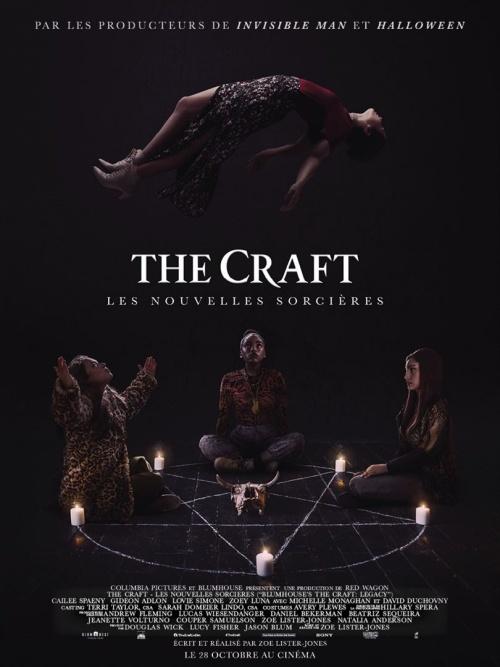 The Craft les nouvelles sorcières film affiche