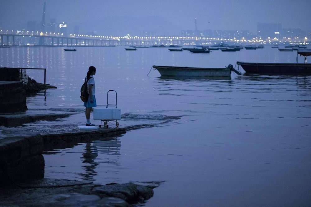 The crossing film image