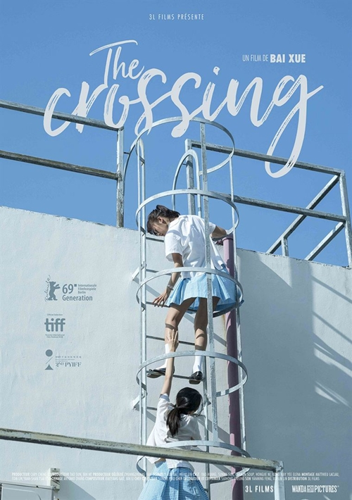 The Crossing film affiche définitive
