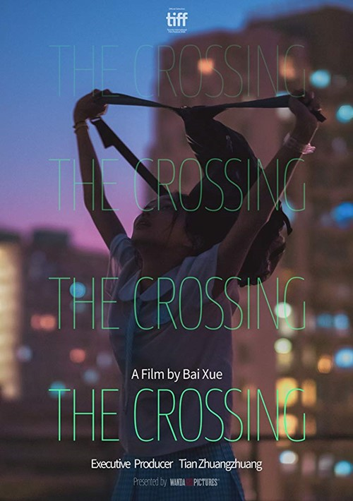 The crossing film affiche