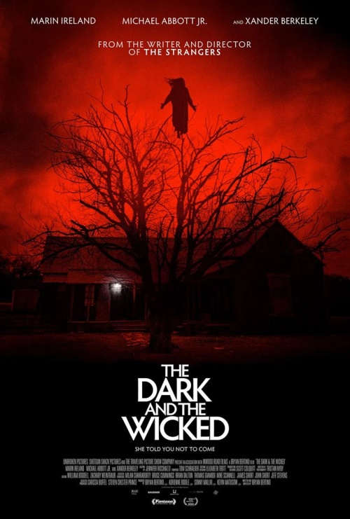 The Dark and the Wicked film affiche réalisé par Bryan Bertino