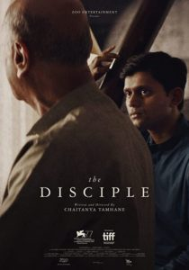 The Disciple film affiche définitive