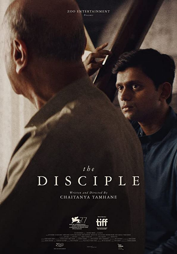 The Disciple film affiche définitive
