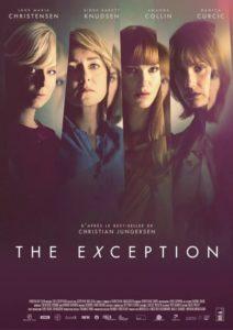 The Exception film affiche réalisé par Jesper W. Nielsen