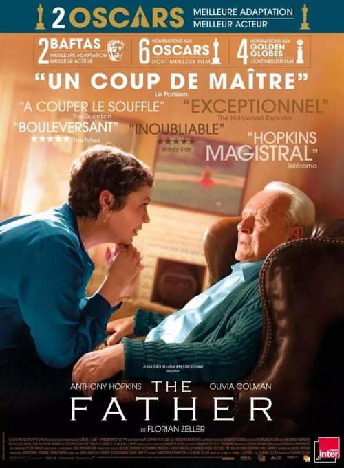 The Father film affiche réalisé par Florian Zeller