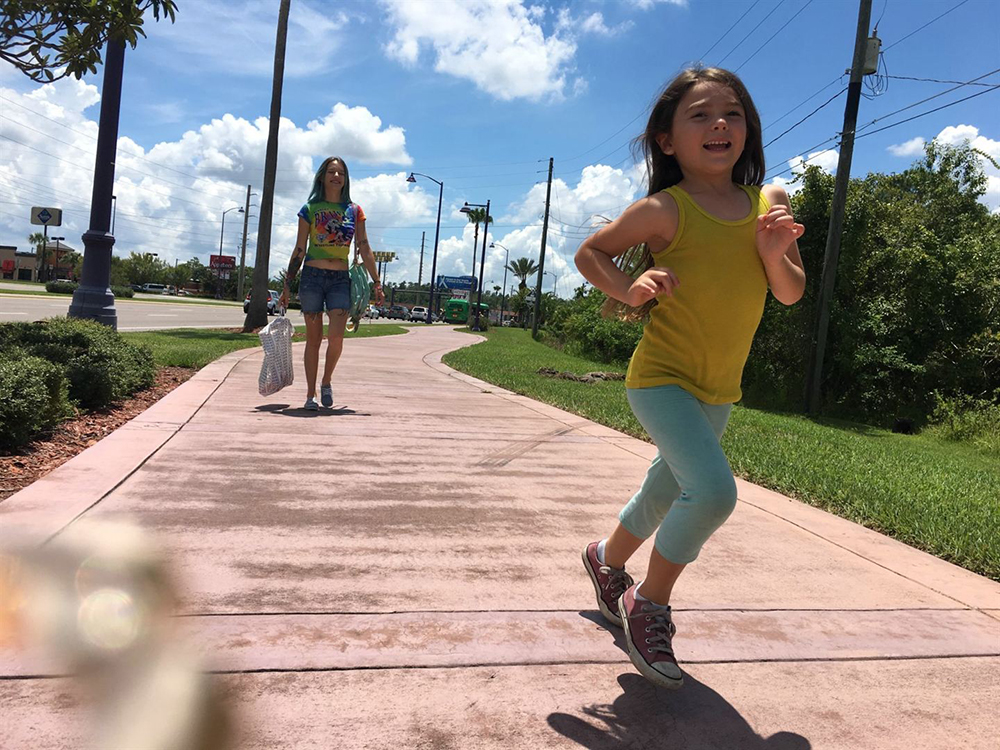 The Florida project film image