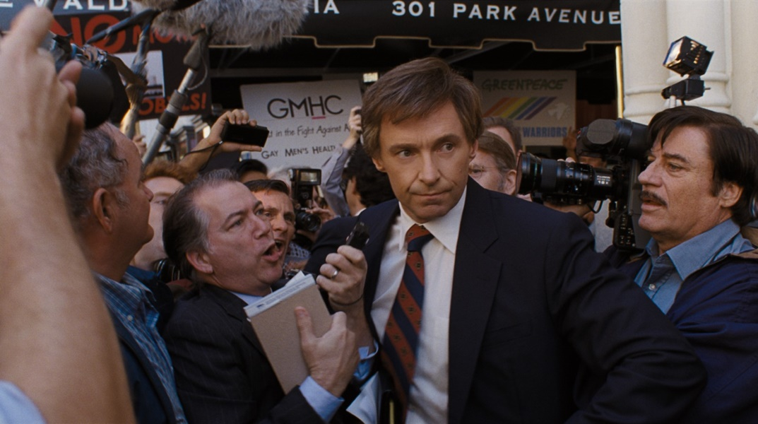The Front Runner film image