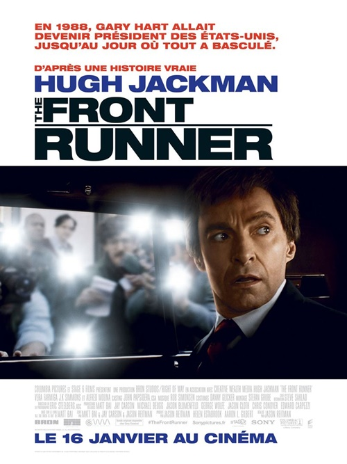 The Front Runner film affiche