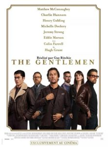 The gentlemen film affiche