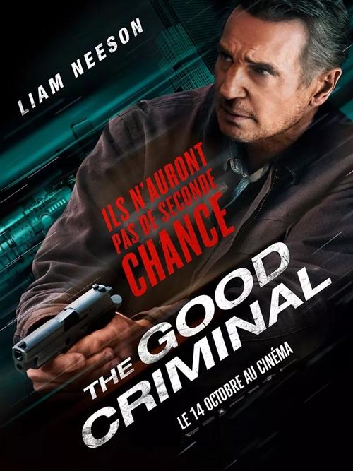 The Good Criminal film affiche