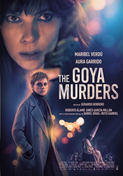 The Goya Murders film affiche