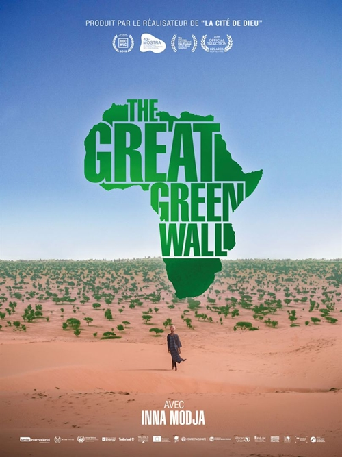 The great green wall film documentaire affiche