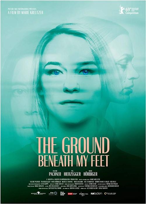 The ground beneath my feet film affiche