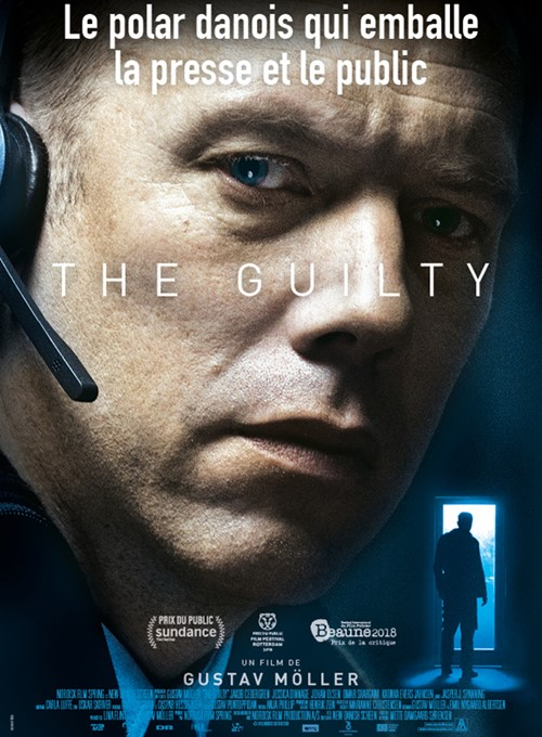 he guilty film affiche