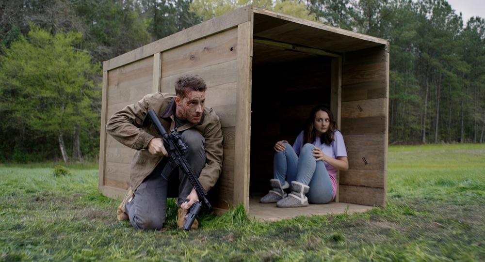 The Hunt 2020 film image