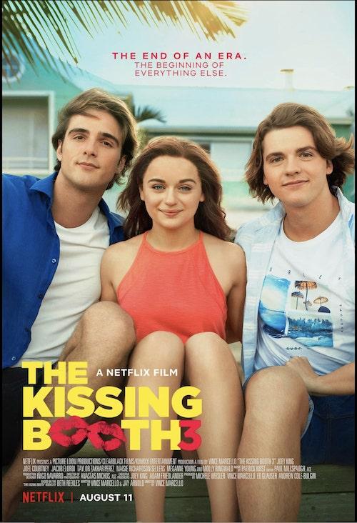 The Kissing Booth 3 film affiche réalisé par Vince Marcello