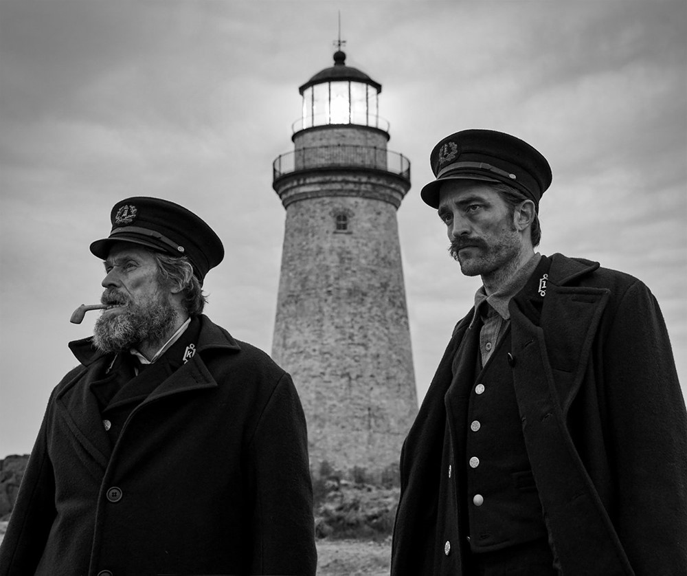 The lighthouse film image