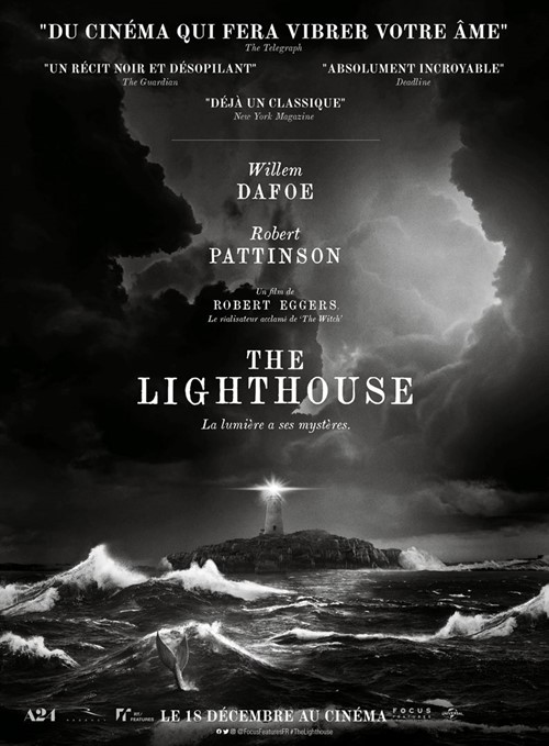 The lighthouse film affiche
