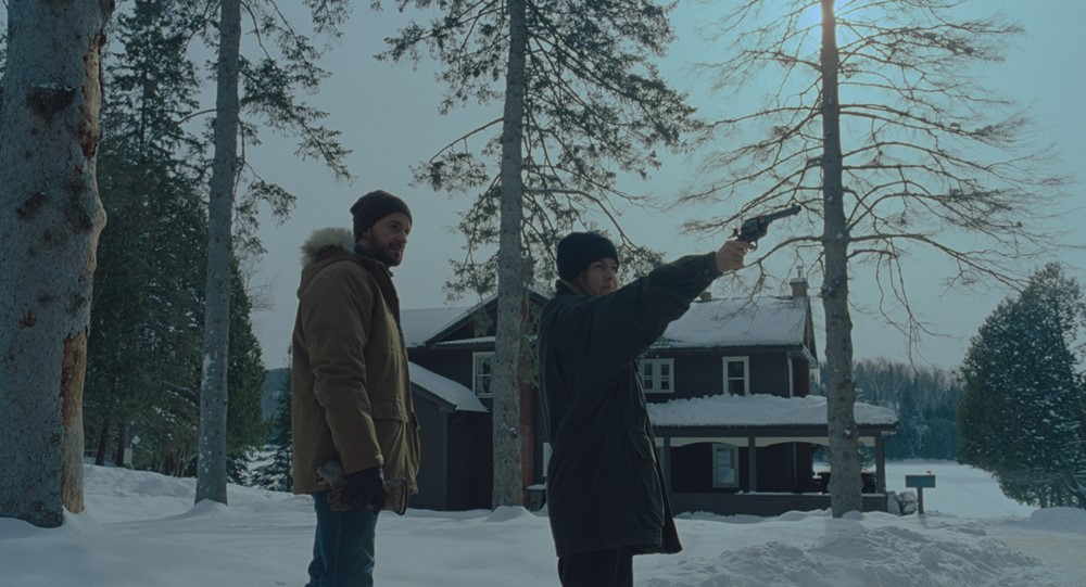 The lodge film image