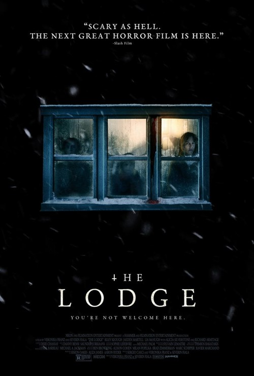 The lodge film affiche