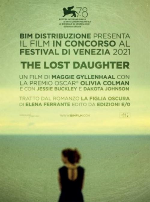 The lost daughter film affiche provisoire
