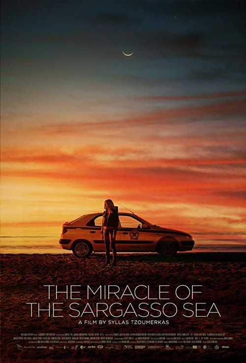 The miracle of the Sargasso sea film affiche
