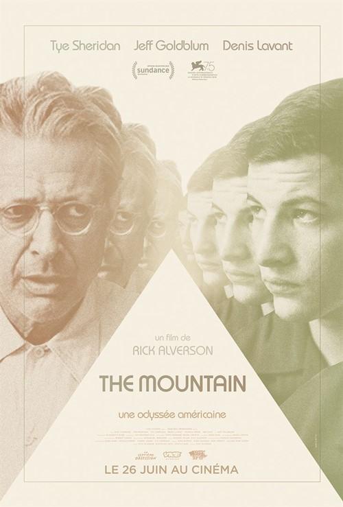 The Mountain, une odyssée américaine film affiche