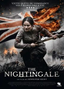 The Nightingale film affiche définitive