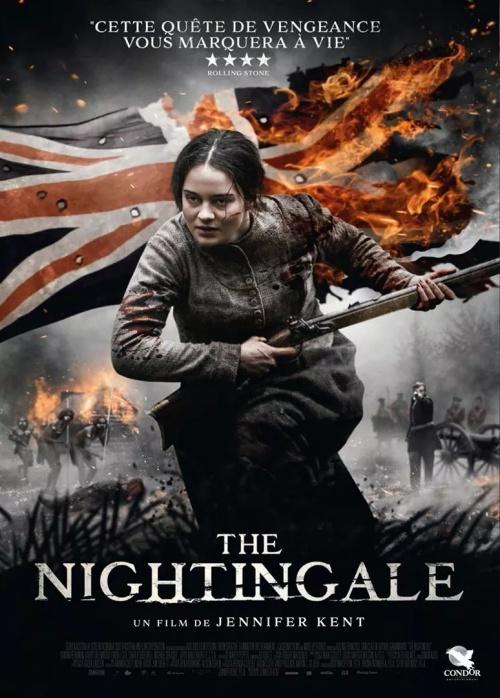 The Nightingale film affiche définitive