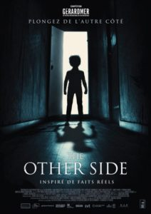 The Other Side 2021 film affiche réalisé par Tord Danielsson et Oskar Mellander