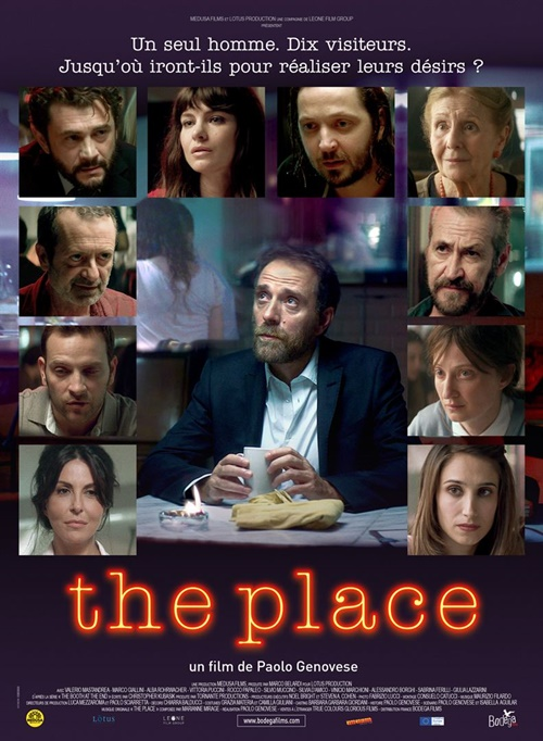 The place film affiche
