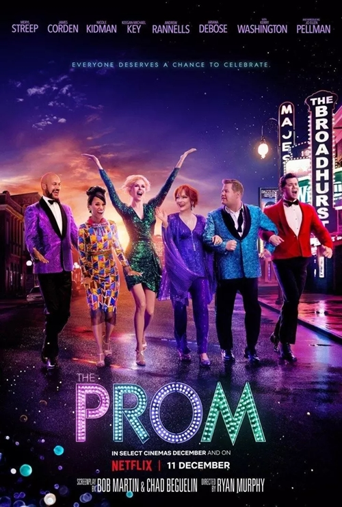 The Prom film affiche