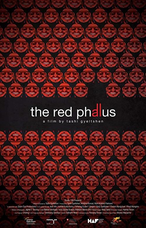 The red phallus film affiche