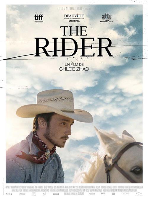 The rider film affiche