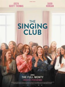 The Singing Club film affiche