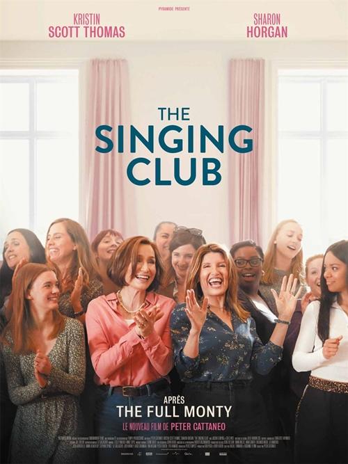 The Singing Club film affiche