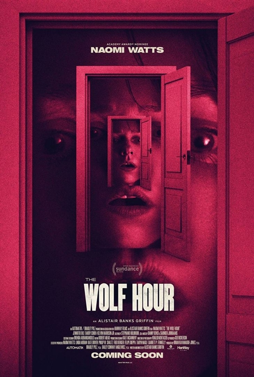 The wolf hour film affiche