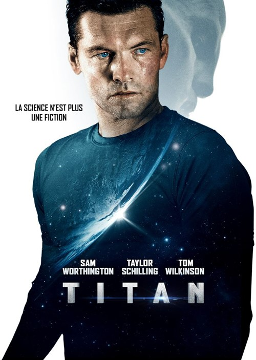 Titan film affiche
