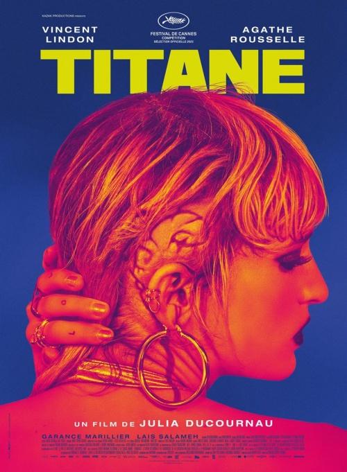 Titane film affiche