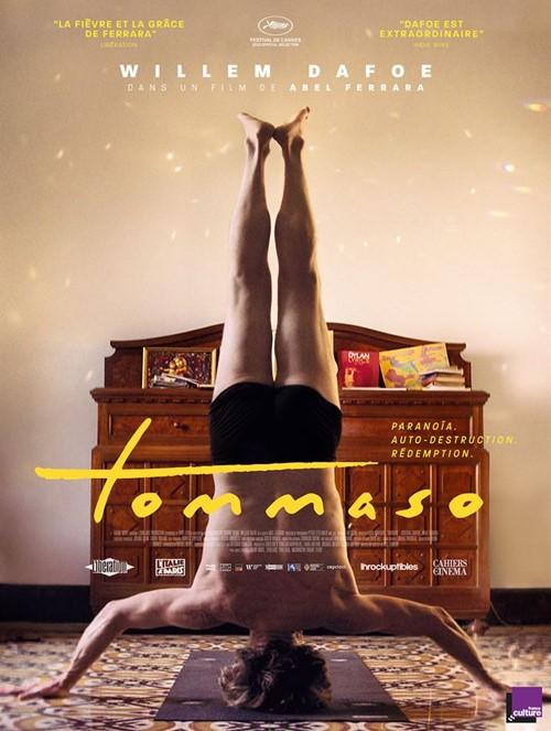 Tommaso 2020 Abel Ferrara film affiche