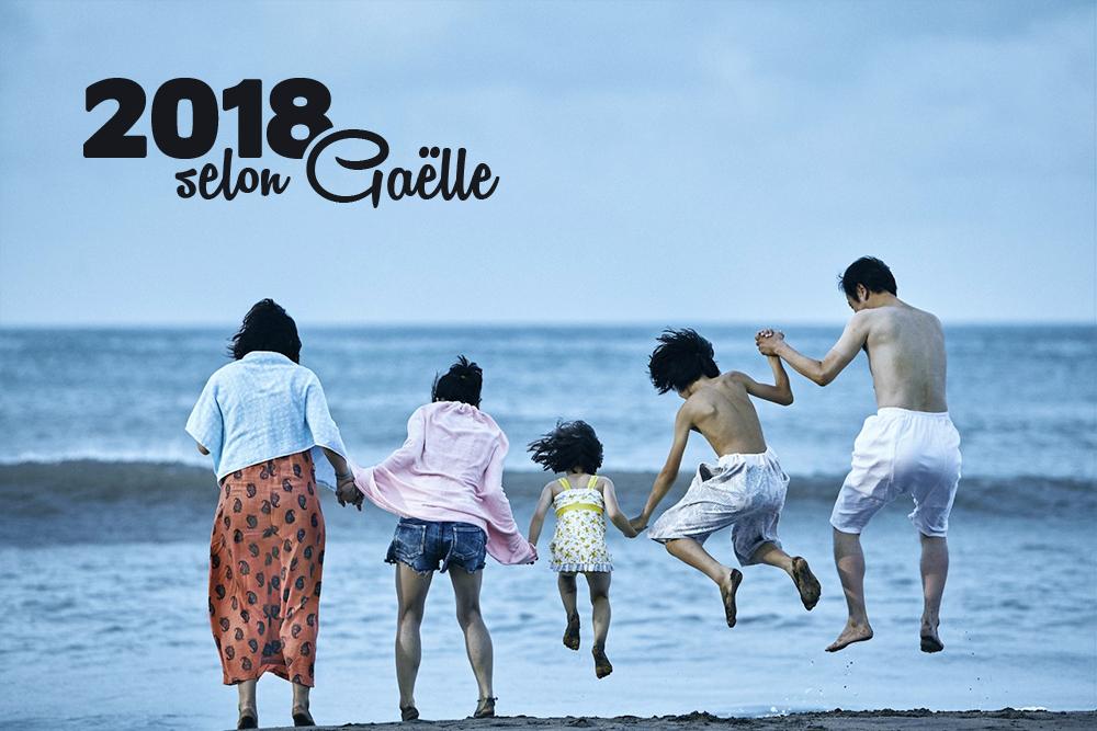 Top 2018 Gaëlle Bouché Un affaire de famille
