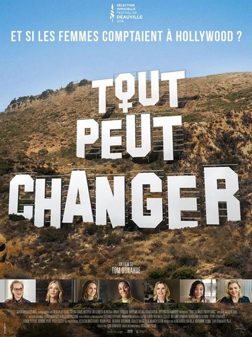 Tout peut changer film documentaire affiche