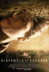 Toxique Distancia de rescate film affiche réalisé par Claudia Llosa