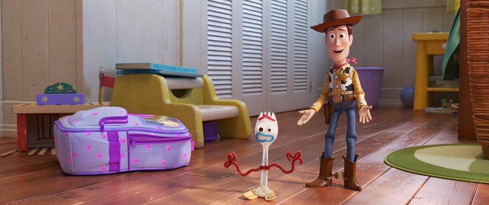 Toy Story 4 film animation image