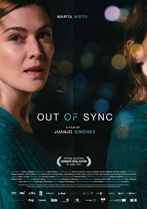 Tres (Out of Sync) film affiche réalisé par Juanjo Giménez Peña