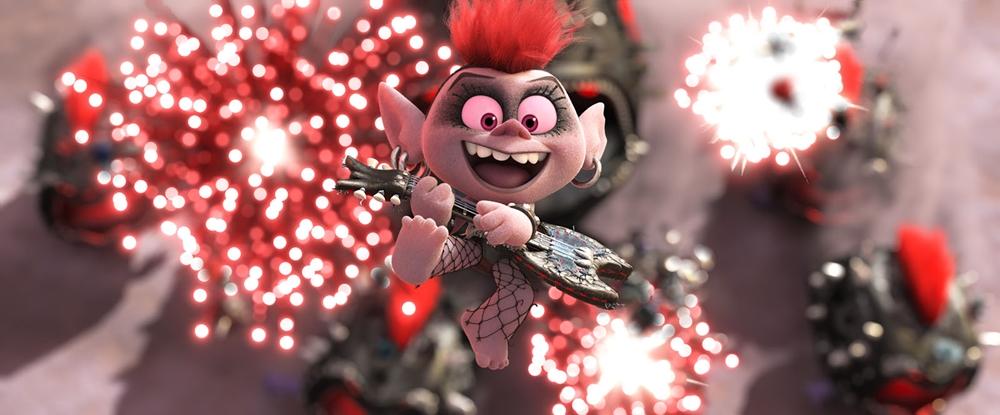 Les Trolls 2 Tournée mondiale film animation