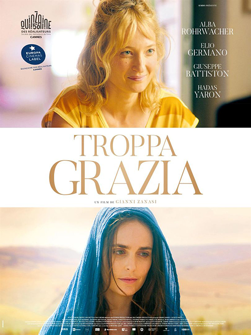 Troppa Grazia film affiche