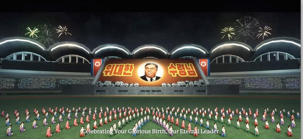 True north film animation image