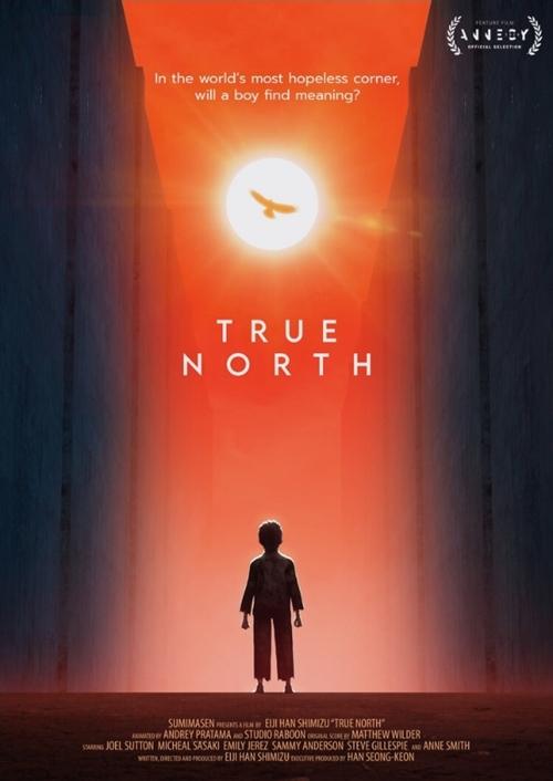 True north film animation affiche